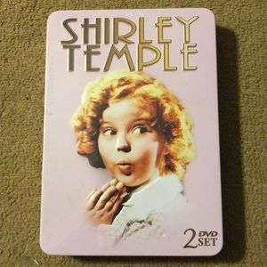Other - Shirley Temple DVD Tin Set NEW